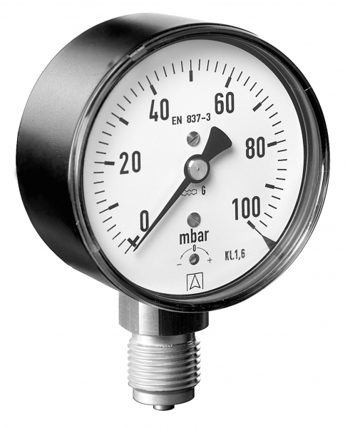 Manometer_100_bar_1c